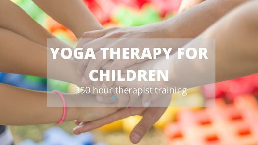 Yoga Therapy for Children - 350hrs Therapist Training (BPS)