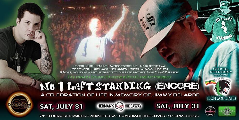 N1LS Encore (a celebration of life in memory of Jimmy Belarde)