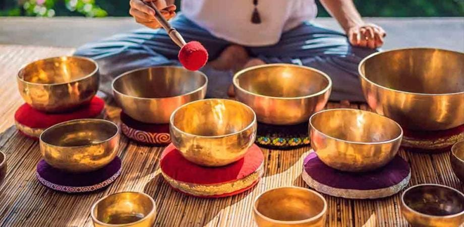 Sound Healing Therapy Certification Level 1