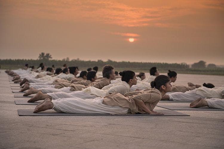 Hatha Yoga-Surya Kriya