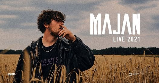 MAJAN \/\/\/ Live Herbst 2021 \/\/\/ Hamburg