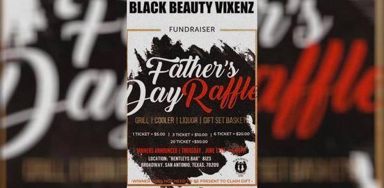 Black Beauty Vixenz Father\u2019s Day Raffle!