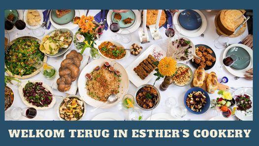 2 september 2021 Samen koken, eten & genieten