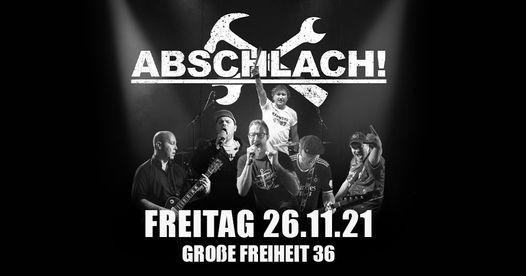 Abschlach! Live - Die gro\u00dfe Doppelshow 2021 #freitag