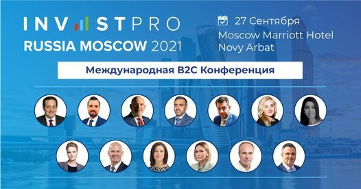 InvestPro Russia Moscow 2021
