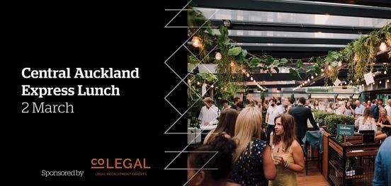 ADLS Central Auckland Express Lunch