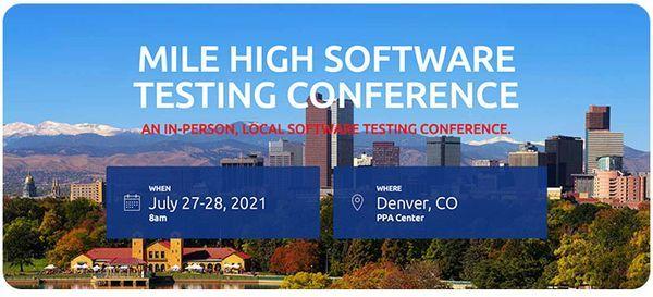 Mile High Software Testing - Denver
