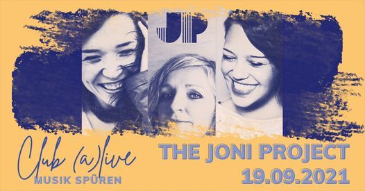 The Joni Project bei Club (a)live