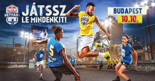 Red Bull Neymar Jr's Five 2021 - selejtez\u0151 - BUDAPEST 2.