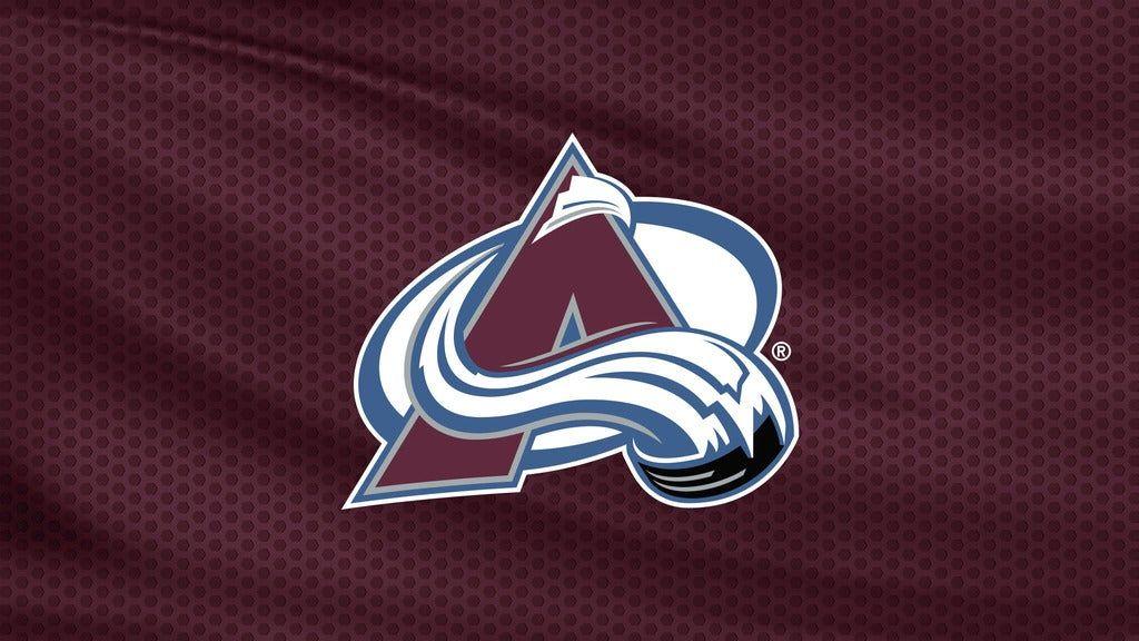 Colorado Avalanche vs. Toronto Maple Leafs