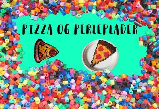 Pizza og Perleplader