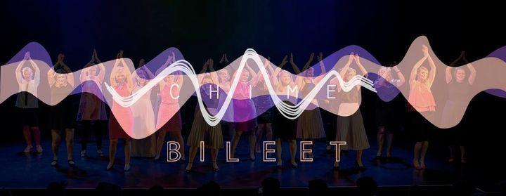 Lauluyhtye Chime: Bileet-konsertti