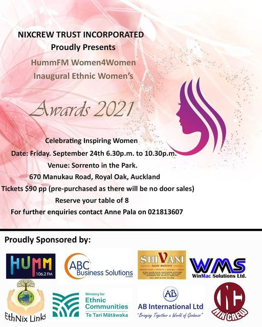 HummFm Women4Women Inaugural Women's Awards 2021