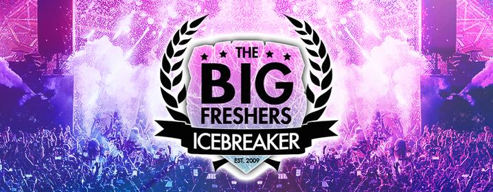 The Big Freshers Icebreaker BIRMINGHAM