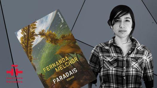 Fernanda Melchor - P\u00e1radais