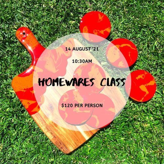 Homewares Class