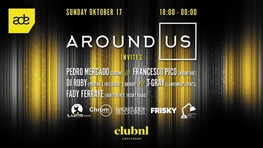 Around Us invites...
