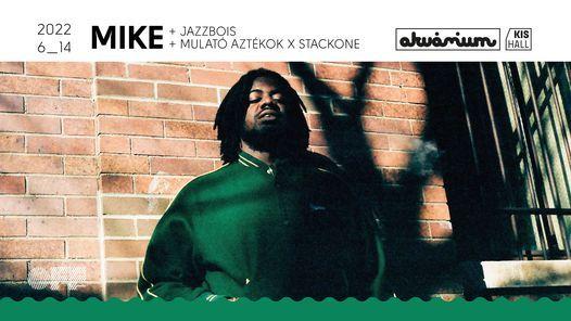 MIKE (US) - Akv\u00e1rium Klub