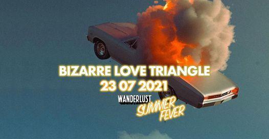 BIZARRE LOVE TRIANGLE - SUMMER FEVER