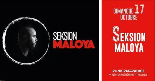Seksion Maloya | Punk Paradise (Kabar \/ La R\u00e9union)