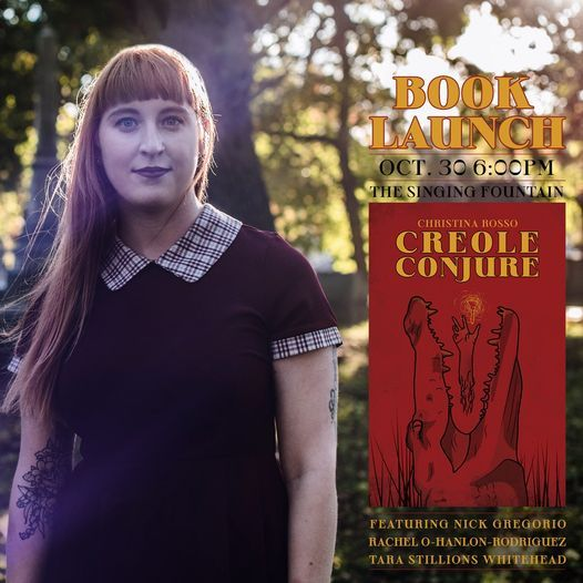 Creole Conjure Book Launch