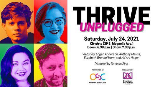 THRIVE: Unplugged