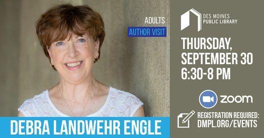 Debra Landwehr Engle: Iowa Author, Writing Mentor, Spiritual Teacher