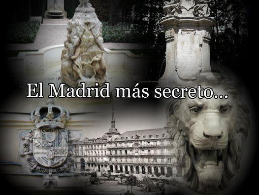 El Madrid m\u00e1s secreto en pleno centro de Madrid. Precio: 12 \u20ac