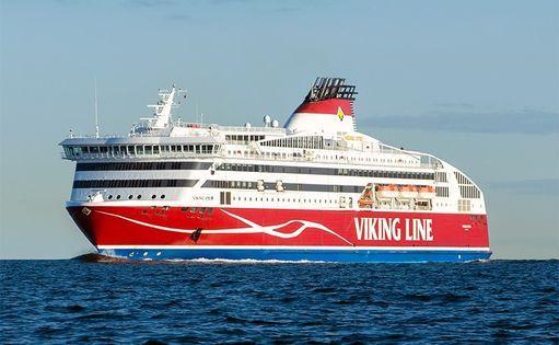 6-tunnin RISTEILY Viking Line XPRS