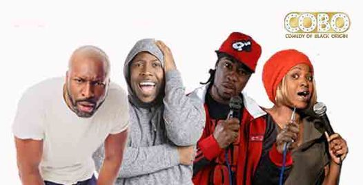 COBO: Comedy Shutdown Black History Month Special - Manchester