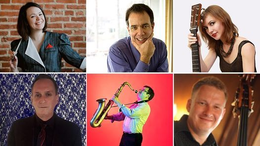 Seth Kibel and Friends: Salute to the Brothers Gershwin