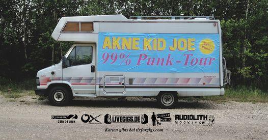 Akne Kid Joe \/ 99% Punk Tour \/ Hamburg \/ Hafenklang