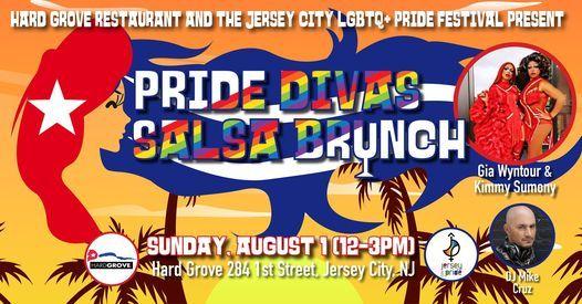 Pride Divas Salsa Brunch