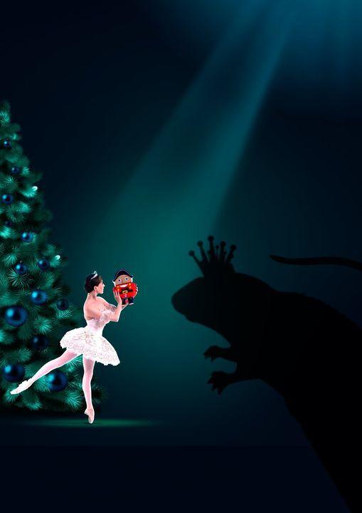 """N\u00f8tteknekkeren - Moskva-teateret """"Klassisk ballett"""""""
