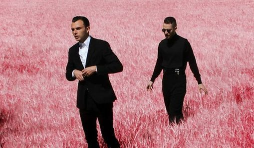 Hurts Faith World Tour in Moscow