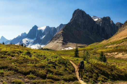 Rockwall Trail - The best in the Rockies