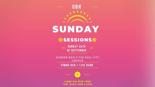 OBH Sunday Sessions