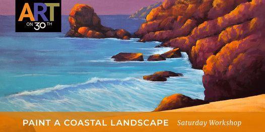 Paint a Coastal Landscape in Bold Colors Workshop