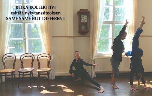 Kitka Kollektiivi: Same same but different