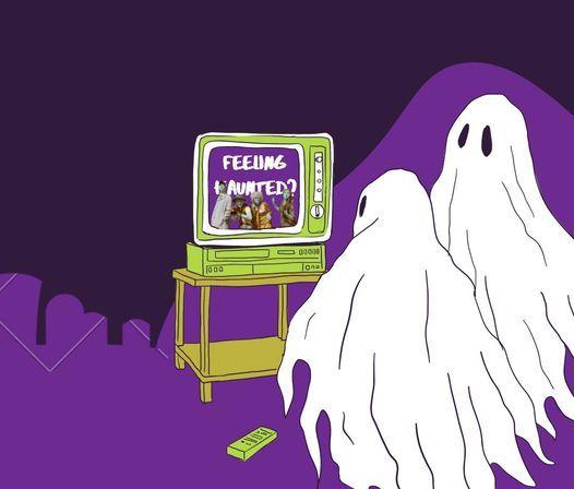 Feeling Haunted?