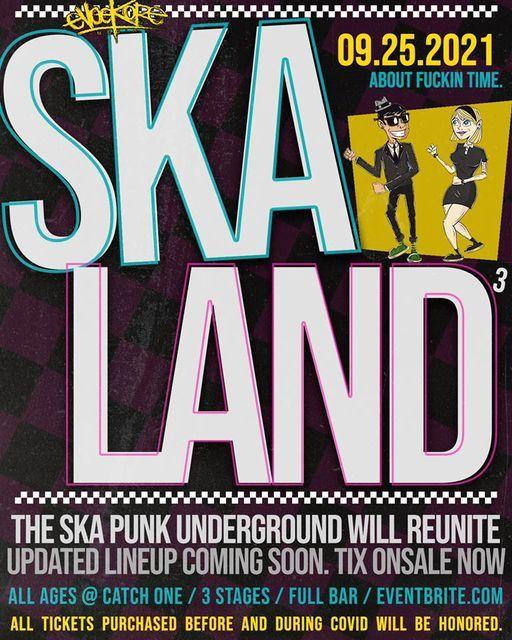 2021 Skaland 3 - Massive ska club fest Live
