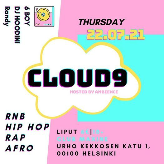 Cloud9 #1 \/\/ Maxine \/\/ 22.7.