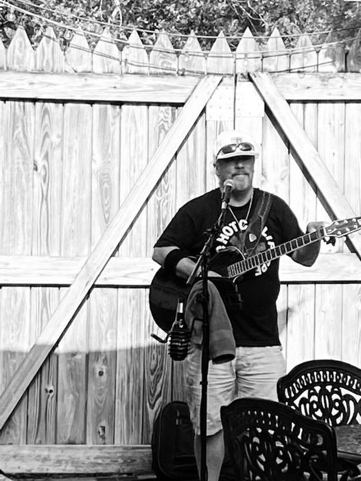 Jay Brown at the Front Porch.