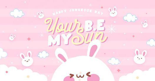 \u300cHCM\u300d YOUR B.E MY SUN - happy jungkook day