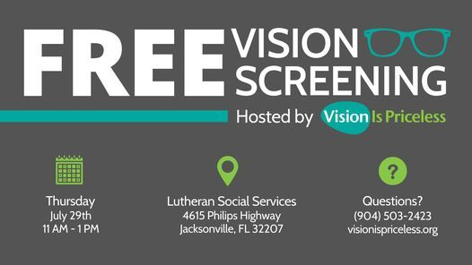 Free Public Vision Screening