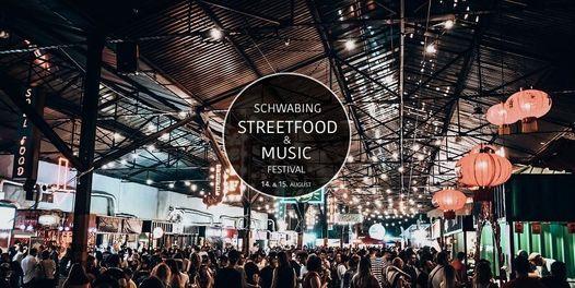 Schwabing Streetfood & Music Festival 2021