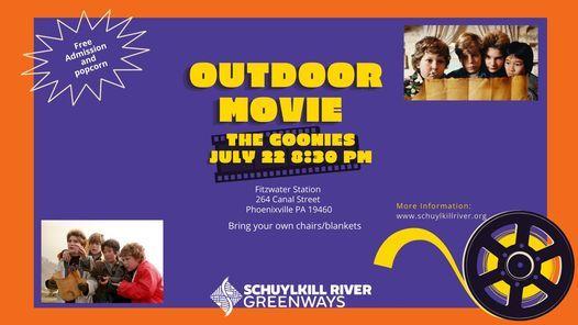Outdoor Movie: The Goonies (FREE!)