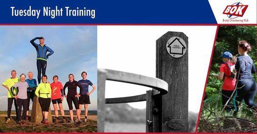BOK Tuesday Training run