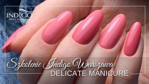 Szkolenie Delicate Manicure