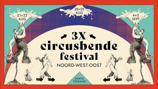 Circusbende Festival West